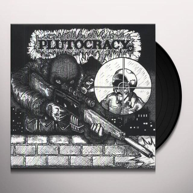 Plutocracy SNIPING PIGS Vinyl Record