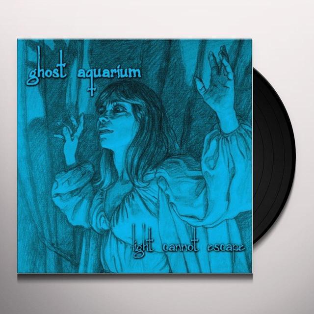 Ghost Aquarium LIGHT CANNOT ESCAPE Vinyl Record