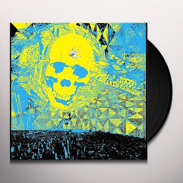Tosspints CENOSILLICAPHOBIA Vinyl Record