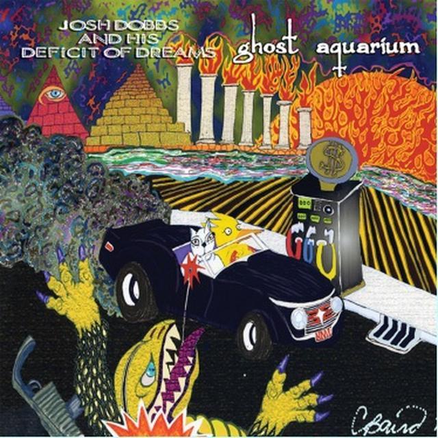 Josh Dobbs & Ghost Aquarium SPLIT Vinyl Record