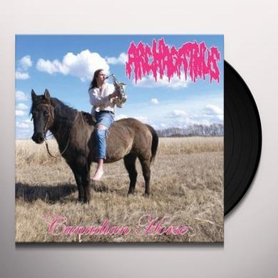 Archagathus CANADIAN HORSE Vinyl Record