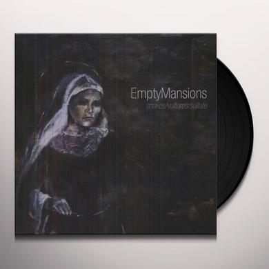 Empty Mansions SNAKES/VULTURES/SULFATE Vinyl Record