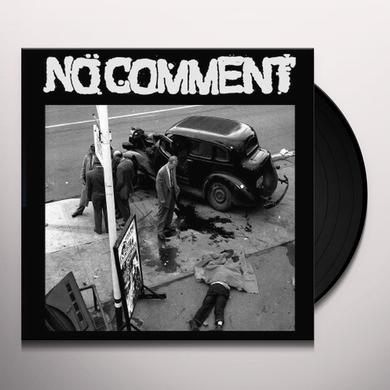 No Comment LIVE ON KXLU 1992 Vinyl Record