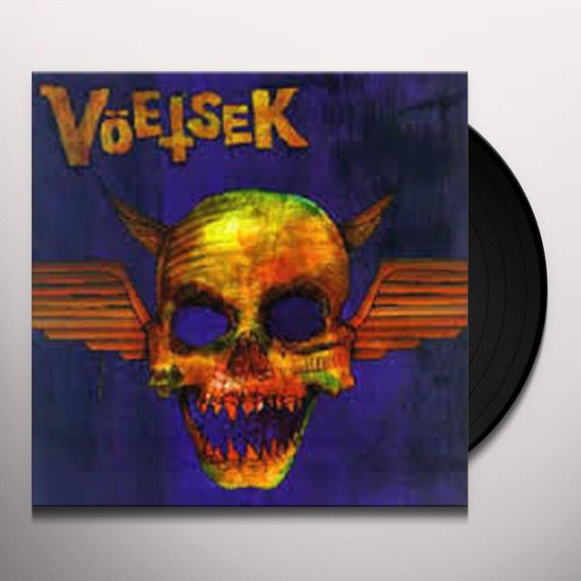 Voetsek KICK IT Vinyl Record