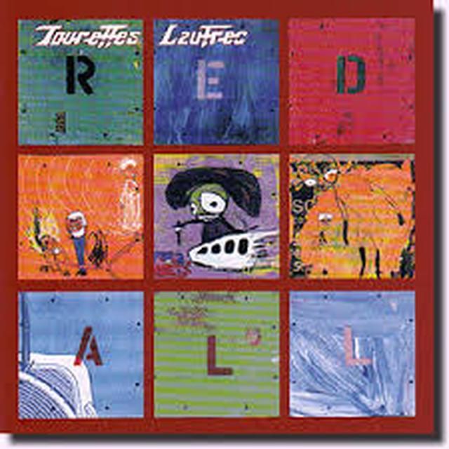 Tourette'S Lautrec RED ALL Vinyl Record