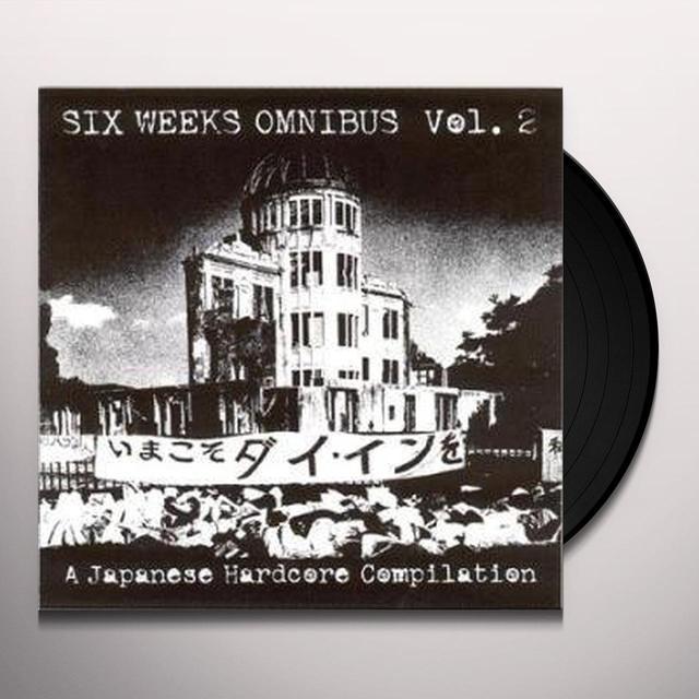 SIX WEEKS OMNIBUS 2 / VARIOUS Vinyl Record