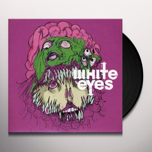KILL/WHITE EYES Vinyl Record