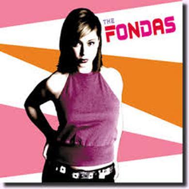Fondas WANNA BE/HEY PRETTY BABY Vinyl Record
