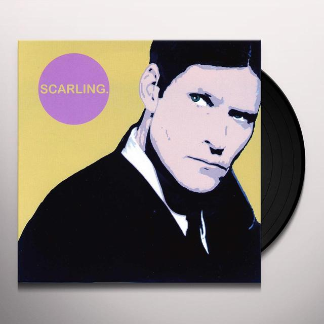 Scarling. CRISPIN GLOVER/ART OF PRETENSION Vinyl Record