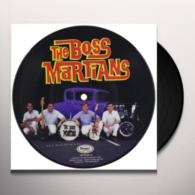 Boss Martians MODEL Vinyl Record