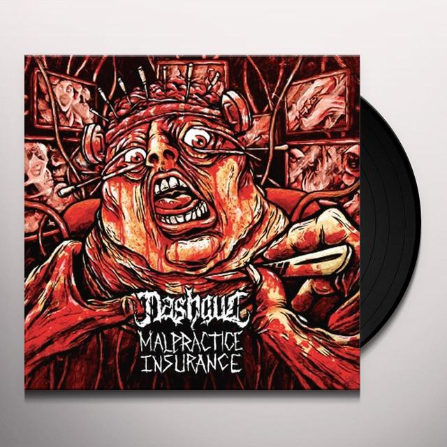 Nashgul & Malpractice Insurance SPLIT Vinyl Record