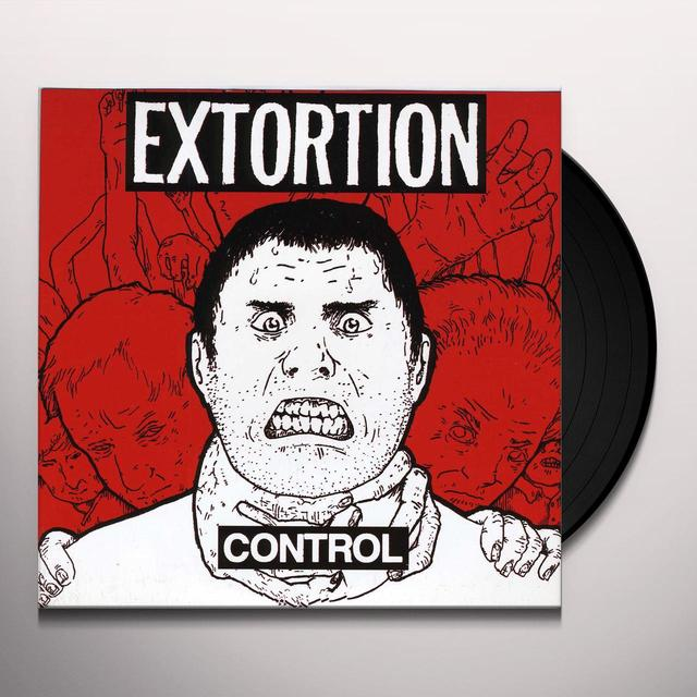 Extortion CONTROL Vinyl Record
