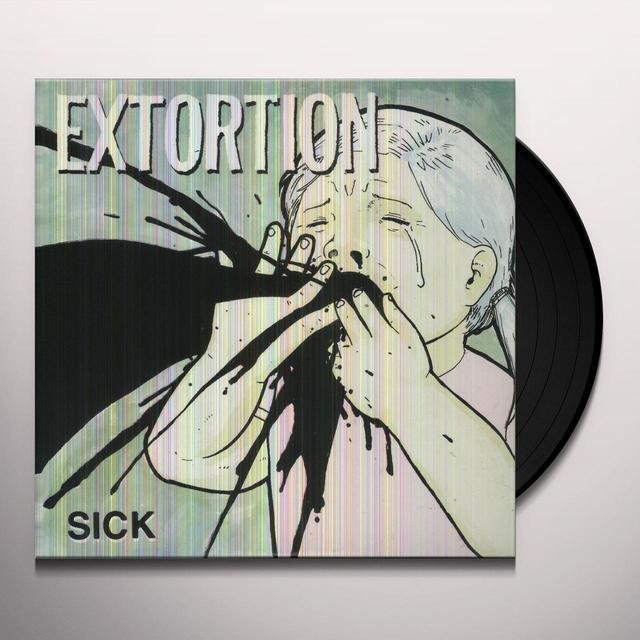 Extortion SICK (Vinyl)