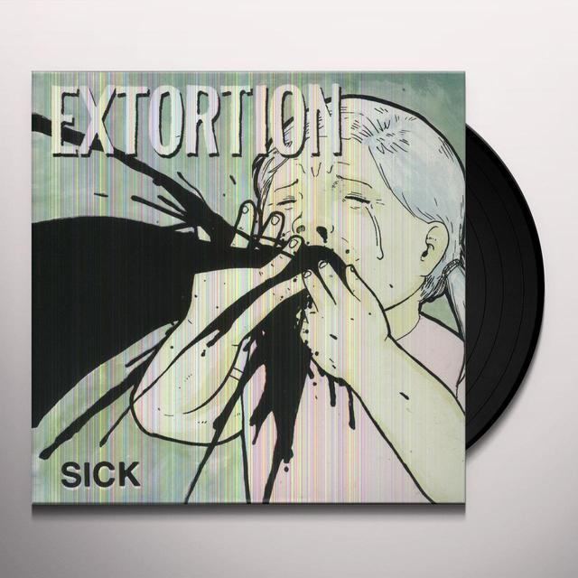 Extortion SICK (Vinyl)