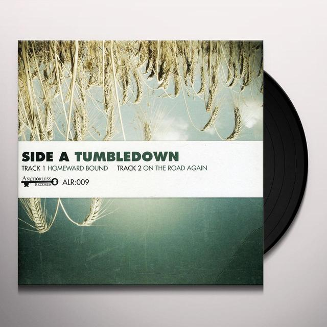 Tumbledown/Yesterday'S Ring SPLIT Vinyl Record