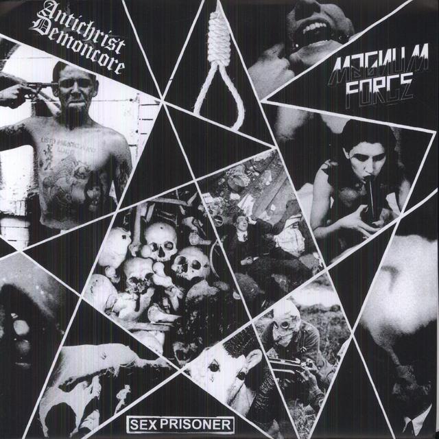 ACXDC/MAGNUM FORCE/SEX PRISONER Vinyl Record