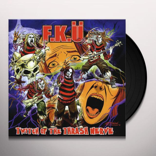 Hirax/Fku SPLIT Vinyl Record