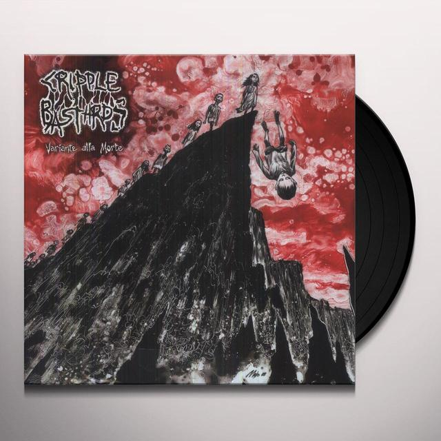 Cripple Bastards VARIANTE ALLA MORTE Vinyl Record