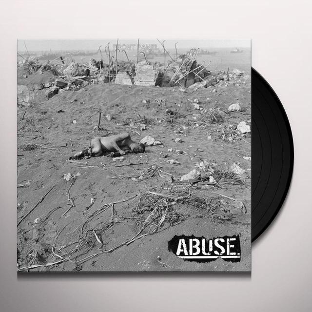 ABUSE Vinyl Record
