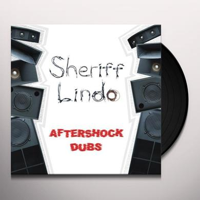 Sheriff Lindo AFTERSHOCK DUBS Vinyl Record