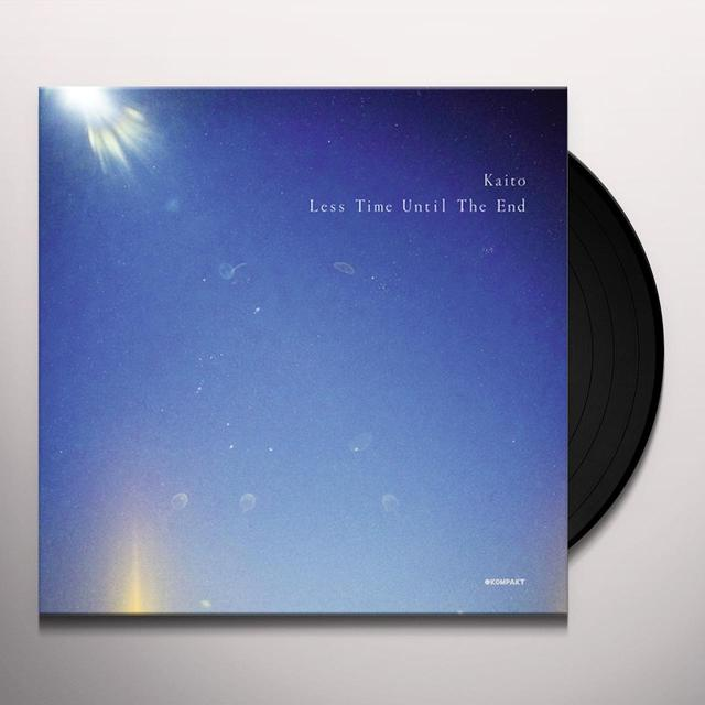 Kaito LESS TIME UNTIL THE END Vinyl Record