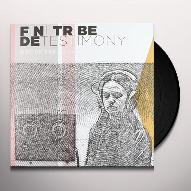 Finitribe DESTIMONY REMIXES Vinyl Record - UK Release