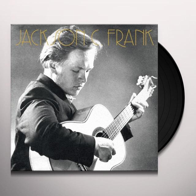 Frank C. Jackson JACKSON C. FRANK Vinyl Record - UK Import