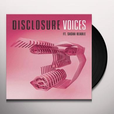 Disclosure Sasha Keable VOICES (UK) (Vinyl)
