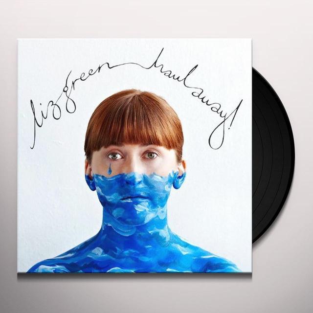 Liz Green HAUL AWAY! Vinyl Record - UK Import