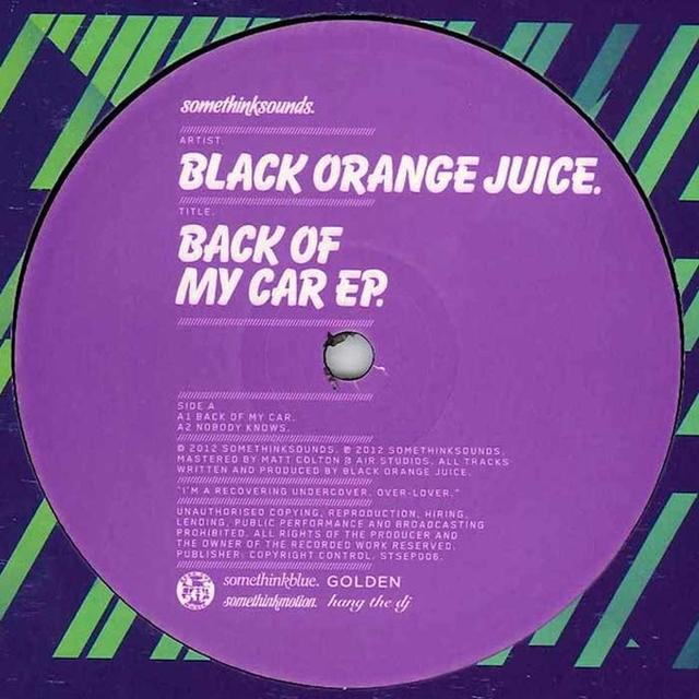 Black Orange Juice