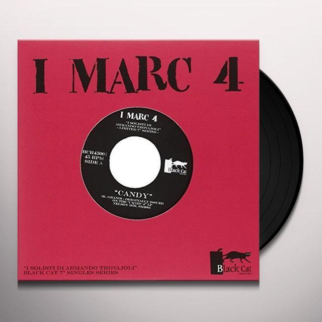 I Marc 4 CANDY/ROMAN BLOW UP Vinyl Record