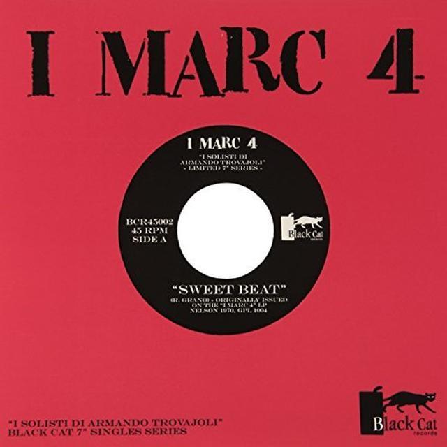 I Marc 4 SWEET BEAT/RAY BAN Vinyl Record