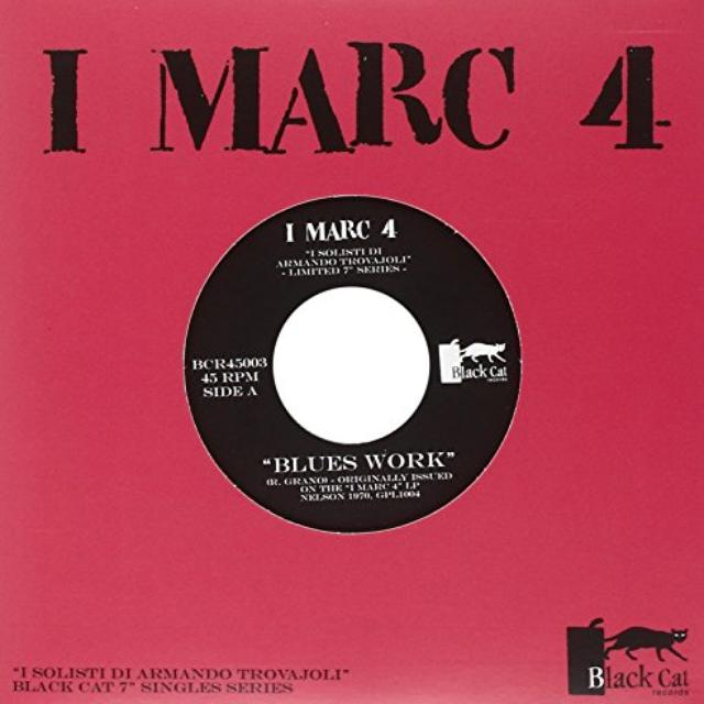 I Marc 4 BLUES WORK/SUONI MODERNI Vinyl Record