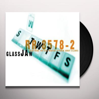Glassjaw EVERYTHING YOU EVER WANTED TO KNOW ABOUT SILENCE Vinyl Record