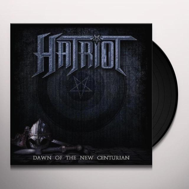 Hatriot DAWN OF THE NEW CENTURY Vinyl Record