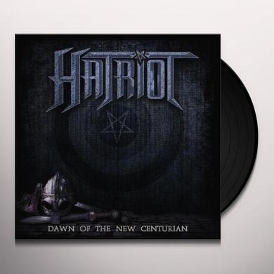 Hatriot DAWN OF THE NEW CENTURY Vinyl Record - UK Import