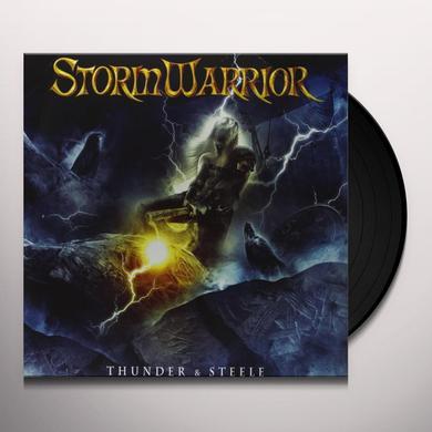 Stormwarrior THUNDER & STEELE Vinyl Record - UK Import