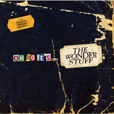 OH NO IT'S THE WONDER STUFF Vinyl Record