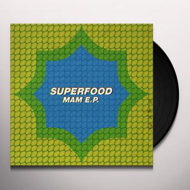 Superfood MAM Vinyl Record