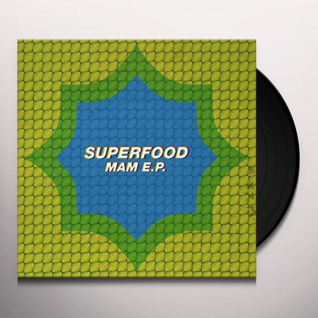 Superfood MAM Vinyl Record - UK Import