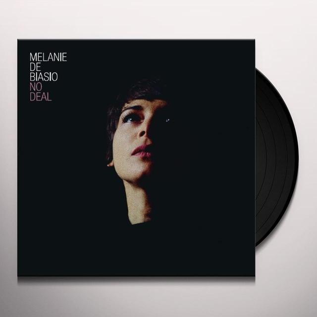 Melanie Debiasio NO DEAL Vinyl Record - UK Import