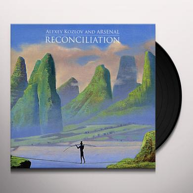 Alexey Kozlov & Arsenal PRIMIRENIE (RECONCILIATION) Vinyl Record