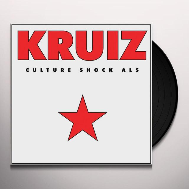 Kruiz CULTURE SHOCK A.L.S. Vinyl Record