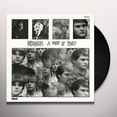 Prisoners A TASTE OF PINK! Vinyl Record - UK Import