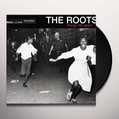 The Roots THINGS FALL APART Vinyl Record - Holland Import
