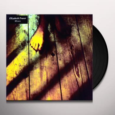 Elizabeth Fraser MOSES Vinyl Record - UK Release