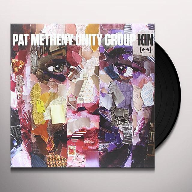 Pat Metheny KIN Vinyl Record