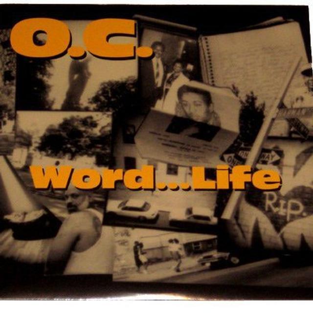 Oc WORD LIFE Vinyl Record