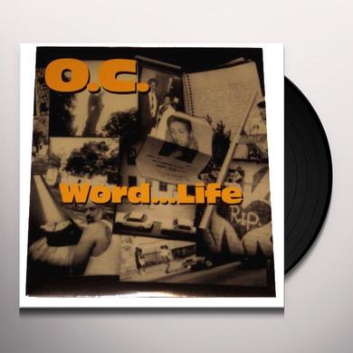 Oc WORD LIFE Vinyl Record