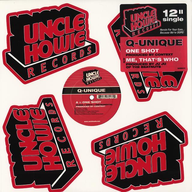 Q-Unique ONE SHOT Vinyl Record